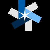 Apogy logo.