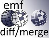 Eclipse EMF Diff/Merge logo.