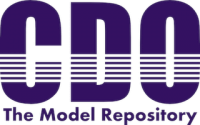 Eclipse CDO Model Repository logo.