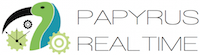 Eclipse Papyrus for Real Time (Papyrus-RT) logo.