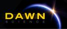 Eclipse DAWNSci logo.