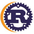 Eclipse Corrosion: the Eclipse IDE for Rust logo.