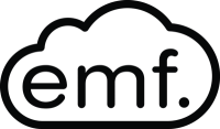Eclipse EMF.cloud logo.