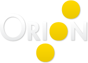 Eclipse Orion logo.