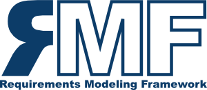 Requirements Modeling Framework logo.